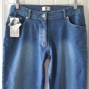 NEW Flared Jeans Stonewash AMAZING JEANS - Sz10